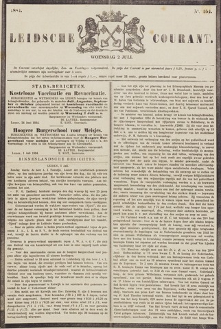 Leydse Courant 1884-07-02