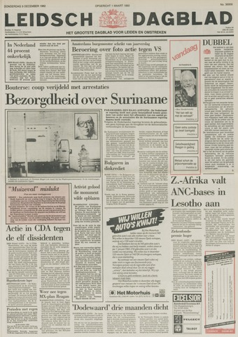 Leidsch Dagblad 1982-12-09