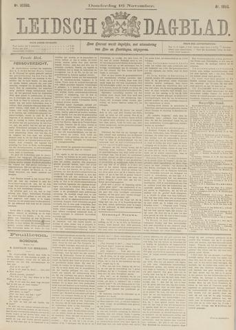 Leidsch Dagblad 1893-11-16