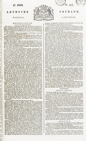 Leydse Courant 1839-09-25