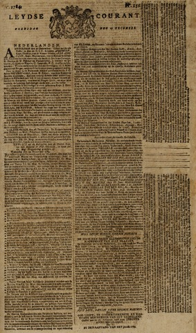 Leydse Courant 1784-12-29
