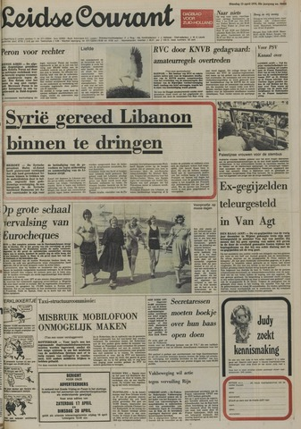 Leidse Courant 1976-04-13