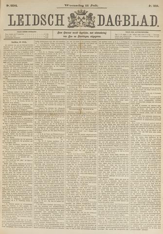 Leidsch Dagblad 1894-07-11