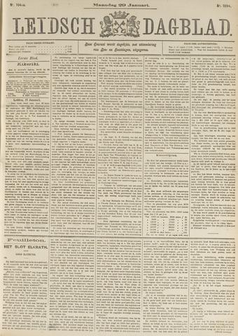 Leidsch Dagblad 1894-01-29