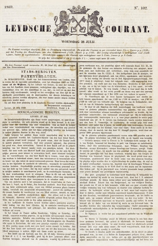 Leydse Courant 1869-07-28
