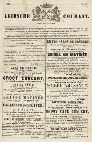 Leydse Courant 1872-07-22