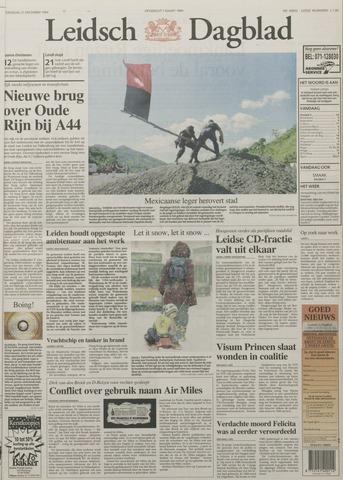 Leidsch Dagblad 1994-12-21