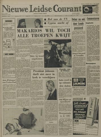 Nieuwe Leidsche Courant 1967-12-05