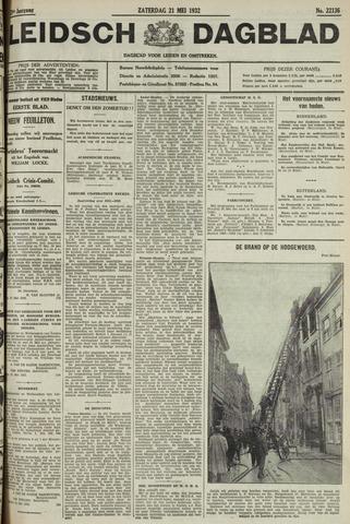Leidsch Dagblad 1932-05-21