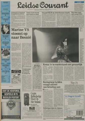 Leidse Courant 1992-07-01