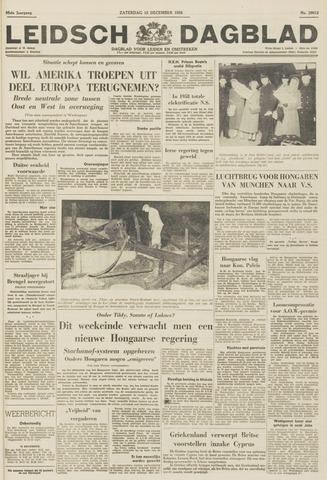 Leidsch Dagblad 1956-12-15