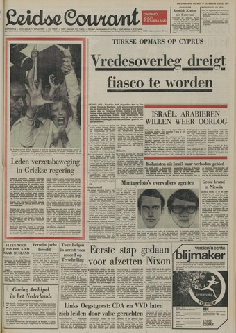 Leidse Courant 1974-07-27