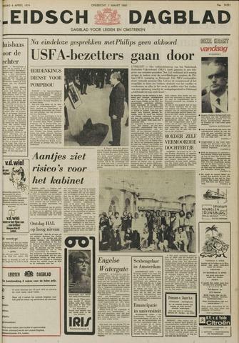 Leidsch Dagblad 1974-04-06