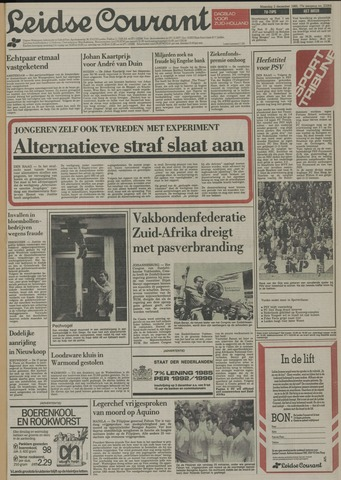 Leidse Courant 1985-12-02
