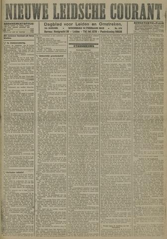 Nieuwe Leidsche Courant 1923-02-14