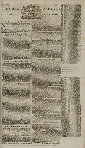 Leydse Courant 1795-01-16