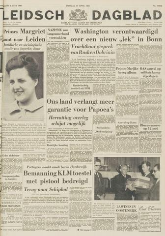 Leidsch Dagblad 1962-04-17