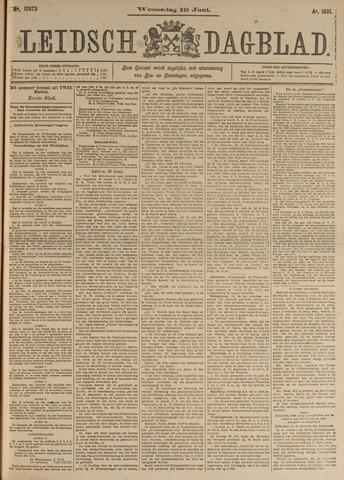 Leidsch Dagblad 1901-06-19