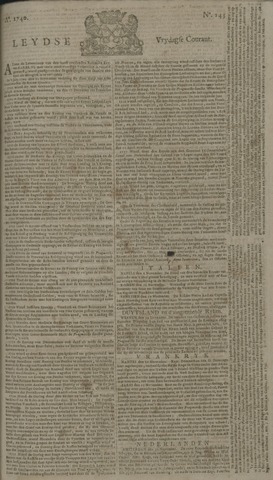 Leydse Courant 1740-12-02