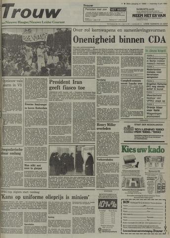 Nieuwe Leidsche Courant 1980-06-09