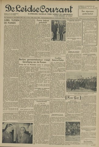 Leidse Courant 1948-08-28