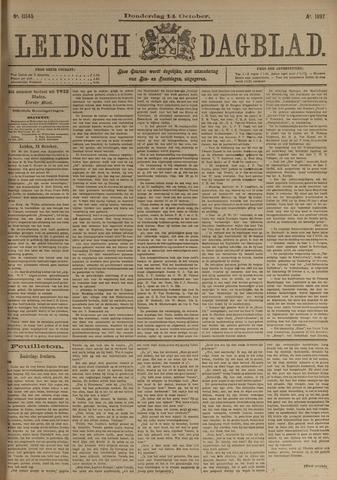 Leidsch Dagblad 1897-10-14