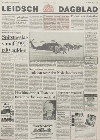 Leidsch Dagblad 1990-11-21