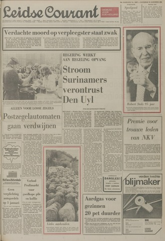 Leidse Courant 1974-08-24