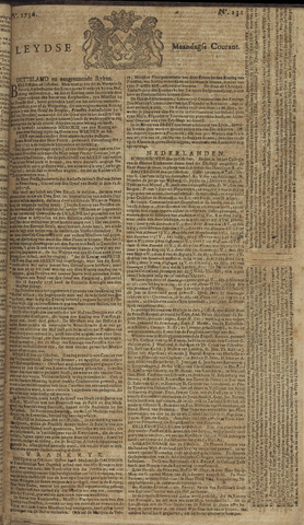 Leydse Courant 1756-11-01