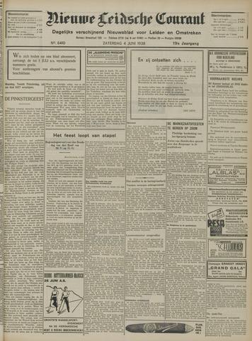 Nieuwe Leidsche Courant 1938-06-04