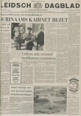 Leidsch Dagblad 1970-08-18