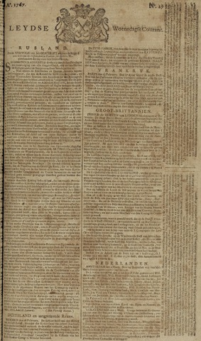 Leydse Courant 1767-03-04