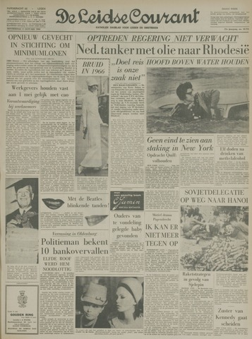 Leidse Courant 1966-01-06