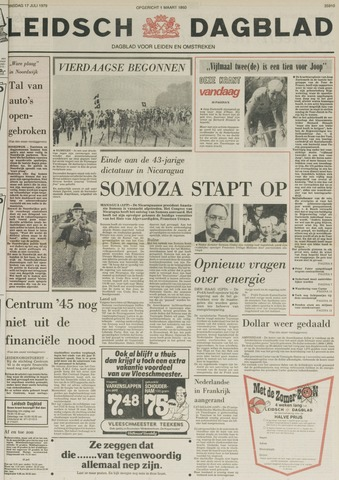 Leidsch Dagblad 1979-07-17