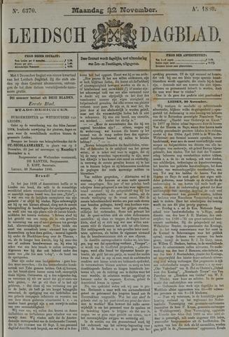 Leidsch Dagblad 1880-11-22