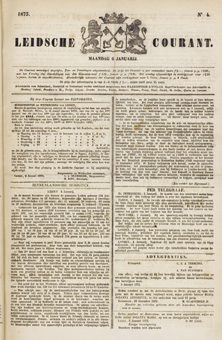 Leydse Courant 1873-01-06