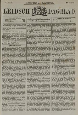 Leidsch Dagblad 1880-08-21