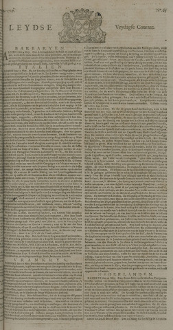 Leydse Courant 1725-06-01