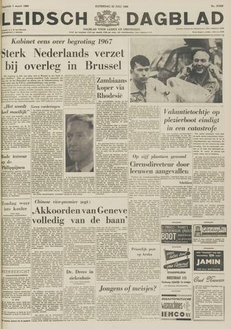 Leidsch Dagblad 1966-07-23