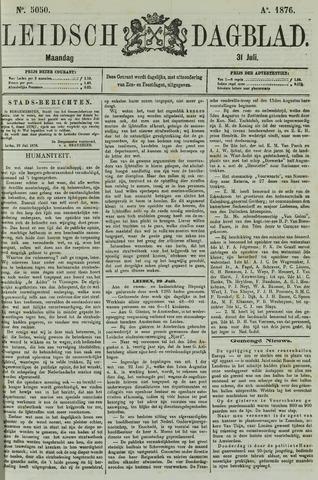 Leidsch Dagblad 1876-07-31