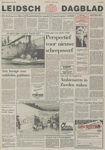 Leidsch Dagblad 1985-05-02