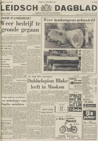 Leidsch Dagblad 1967-09-22