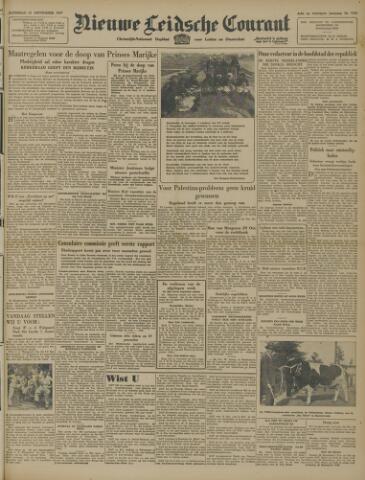 Nieuwe Leidsche Courant 1947-09-27