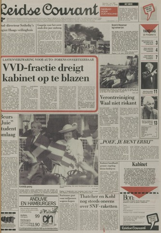 Leidse Courant 1989-05-01