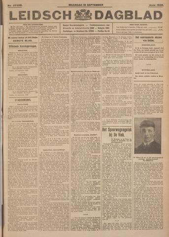 Leidsch Dagblad 1926-09-13