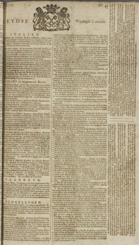 Leydse Courant 1772-04-03