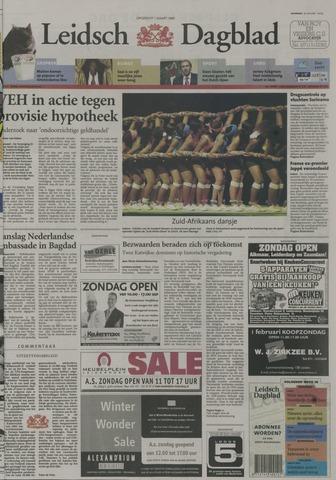 Leidsch Dagblad 2004-01-31