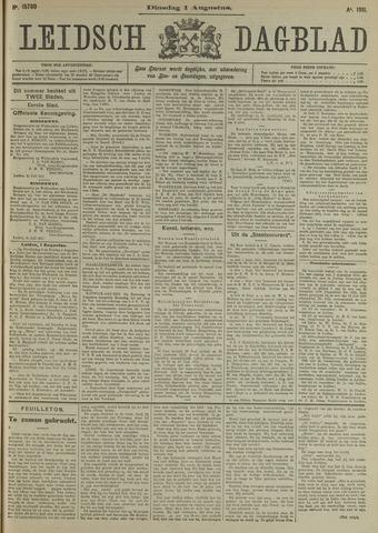 Leidsch Dagblad 1911-08-01