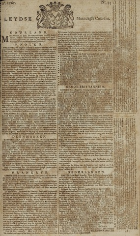 Leydse Courant 1767-08-10