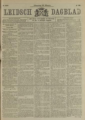 Leidsch Dagblad 1911-03-21